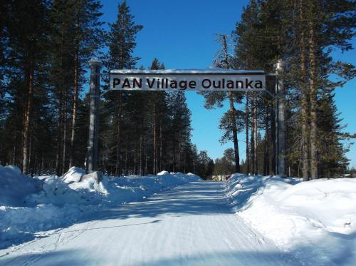 PAN Village Oulanka, Салла