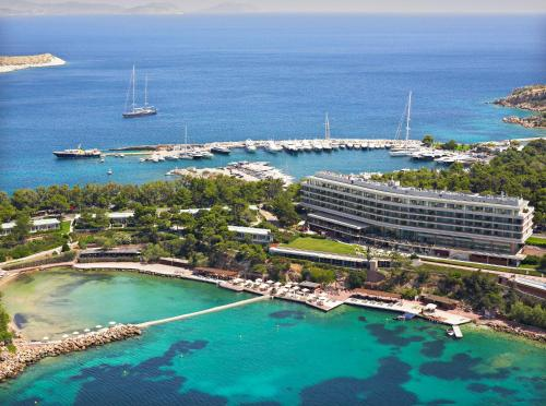 Arion Resort & Spa, Astir Palace Beach Athens impression