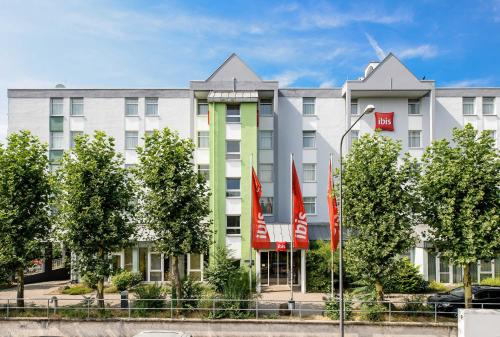 ibis Hotel Frankfurt Messe West impression