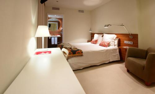 Superior Double or Twin Room Hostal Boutique Alcoba 1