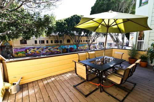 Mission 24th Street Apartment with Terrace - San Francisco, CA 94110