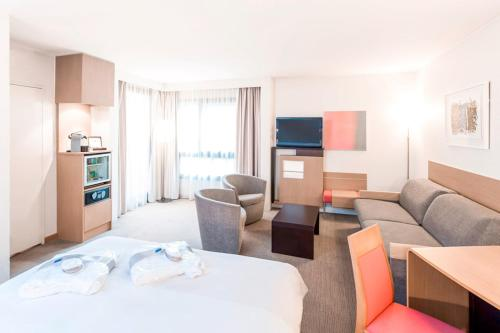 Novotel Lyon La Part Dieu staycation