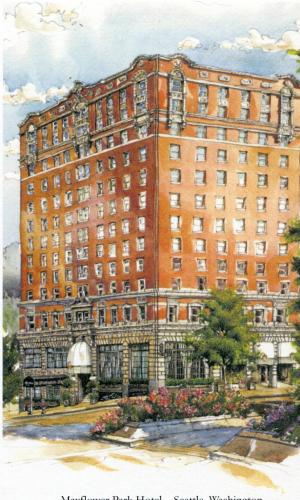 Mayflower Park Hotel Photo