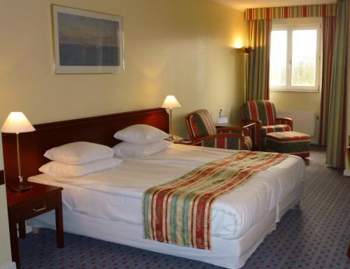 Best Western Plus Park Hotel Brussels photo 21