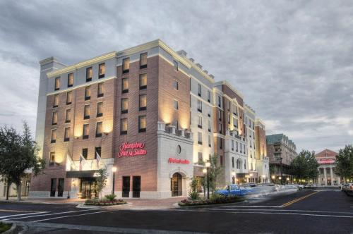 Foto de Hampton Inn Suites - Gainesville Downtown