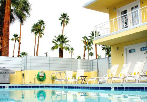 Stardust Hotel - Palm Springs, CA 92264