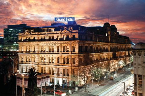 Grand Hotel Melbourne - MGallery by Sofitel impression