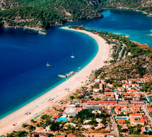 Oludeniz Belcekiz Beach Hotel contact