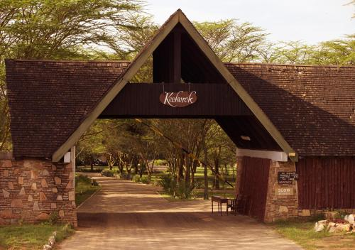 Keekorok Lodge Photo