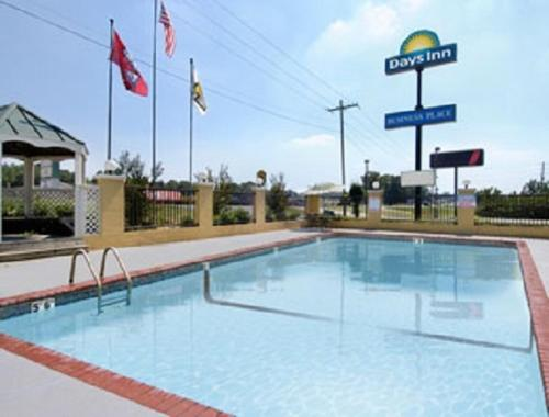 Days Inn Monticello - Monticello, AR 71655