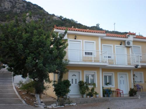 Jimmy Anna Apartments - Psil?� ?�mmos Greece
