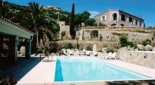 Chambres d'hotes The Manor B&B Calvi