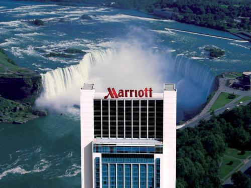 Foto de Niagara Falls Marriott on the Falls