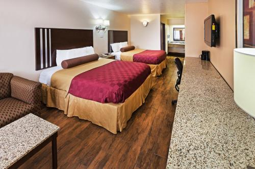 Texas Inn and Suites Raymondville - Raymondville, TX 78580