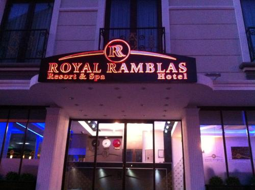 Kocaeli Royal Richmond Hotel online rezervasyon