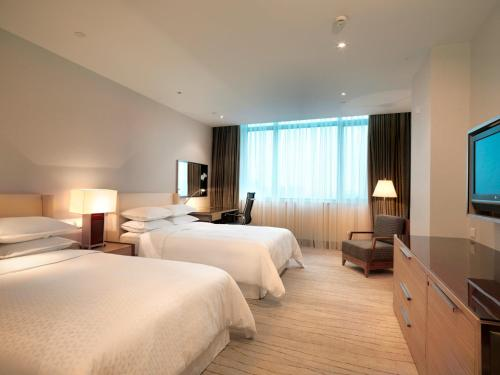 Four Points by Sheraton Shanghai, Daning photo 14