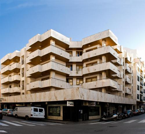 Apartamentos Los Robles - ibiza - booking - hébergement