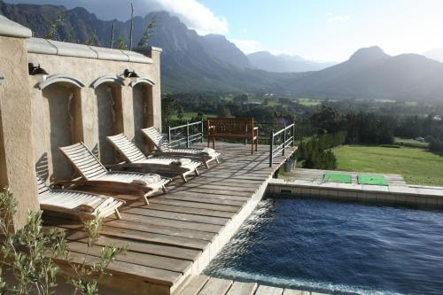 Franschhoek Pass Villa Photo