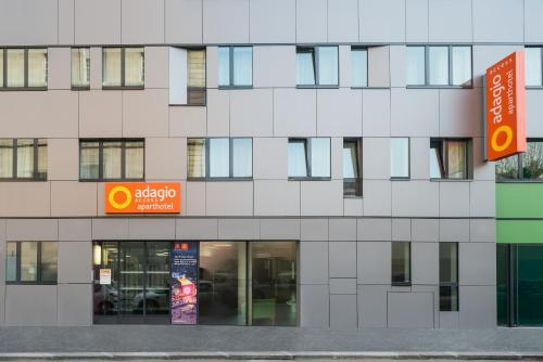 Aparthotel Adagio Access Paris Reuilly photo 4