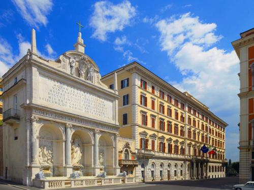 The St. Regis Rome impression