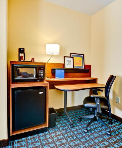 Fairfield Inn and Suites by Marriott Durham Southpoint Photo