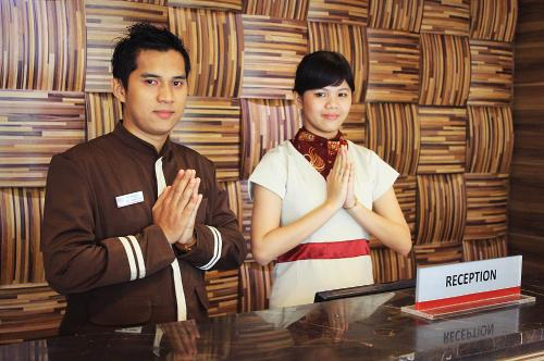 Biz Hotel Batam photo 30