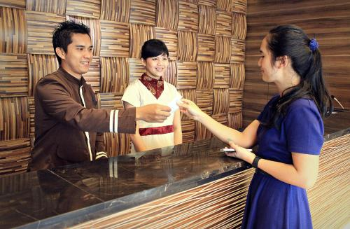 Biz Hotel Batam photo 31