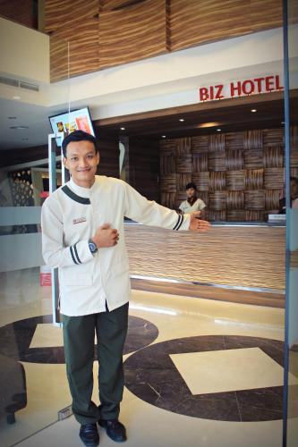 Biz Hotel Batam photo 32