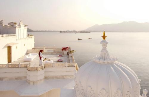 Taj Lake Palace , Udaipur, Indien, picture 49