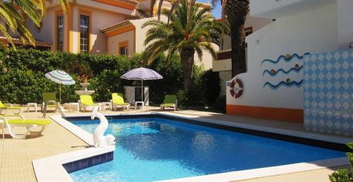 holidays algarve vacations Lagos Palm Villa Estudios