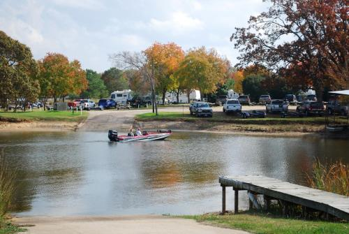 Lake Fork Marina & Motel Photo