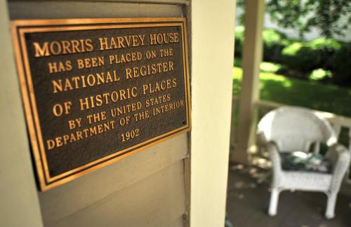 The Historic Morris Harvey House Photo