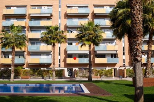 BarcelonaForRent Vila Olimpica Beach photo 26