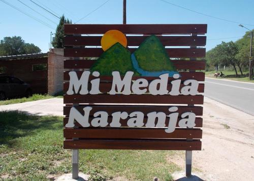 Mi Media Naranja Photo