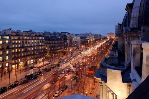 Paris Marriott Champs Elysees Hotel photo 10