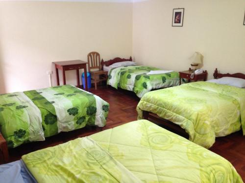 Hotel Chavin Señorial Huaraz Photo