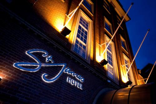 Einzelzimmer Nottingham, St James Hotel