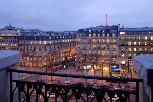 Paris Marriott Champs Elysees Hotel photo 12