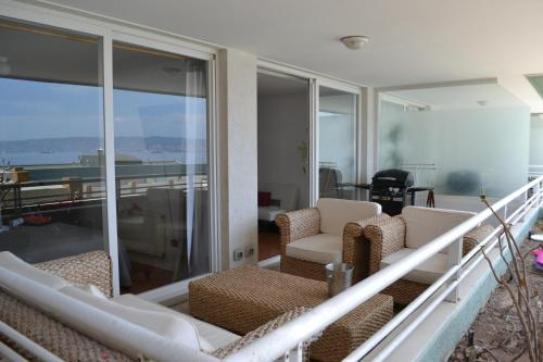 Ocean view Apartment in Viña del Mar Photo