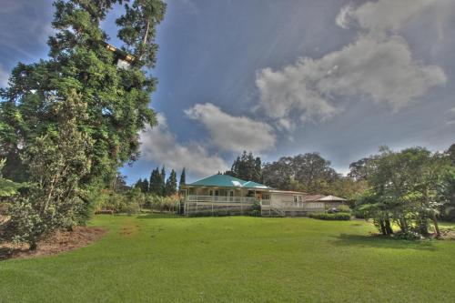 Aloha Junction Bed & Breakfast - Volcano, HI 96785