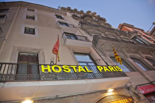 Hostal Paris photo 5