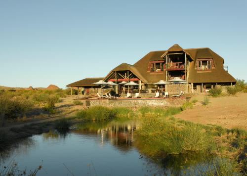 Tutwa Desert Lodge Photo