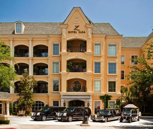 Hotel ZaZa Dallas Photo