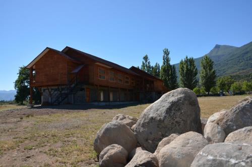 Eco Hotel Antuco Photo