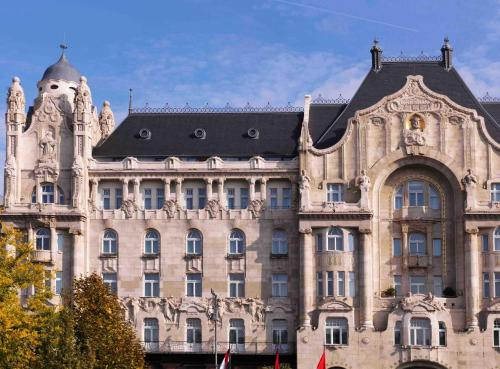 Four Seasons Hotel Gresham Palace, Budapest, Hungary, picture 8