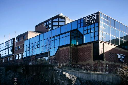 Thon Hotel Bergen Airport, Кокстад