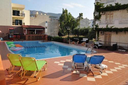 Maria Hotel Apartments & Studios - Sanoudaki 29 Greece