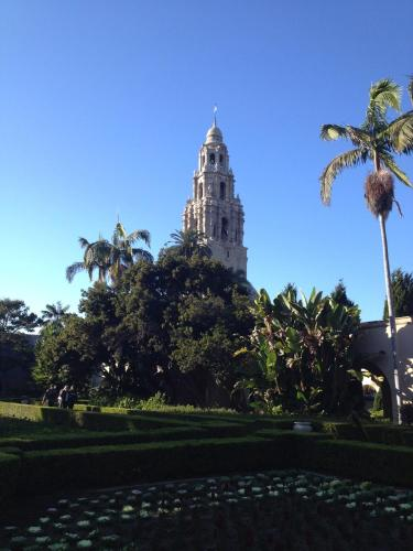 San Diego Balboa Park Rental Photo