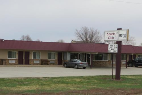Sports Club Motel Photo