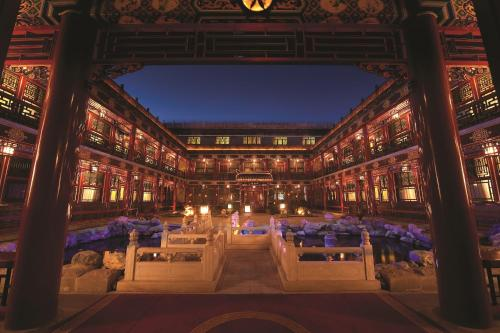 Han's Royal Garden Boutique Hotel, Beijing photo 7